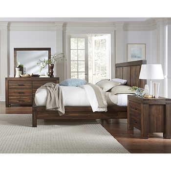 mellina 5 piece queen bedroom set