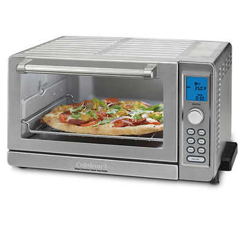 Cuisinart? Deluxe Convection Toaster Countertop Oven