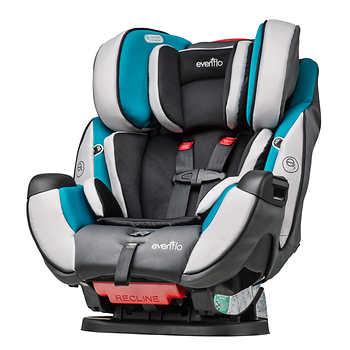 evenflo symphony elite car seat modesto. Black Bedroom Furniture Sets. Home Design Ideas