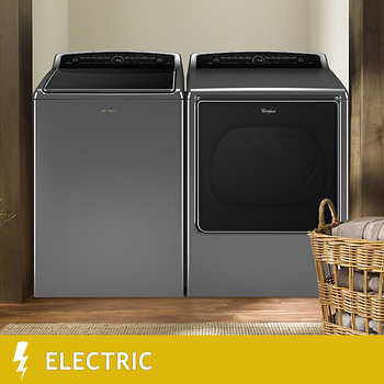 Whirlpool 174 Cabrio 174 High Efficiency 5 3cuft Top Load Washer