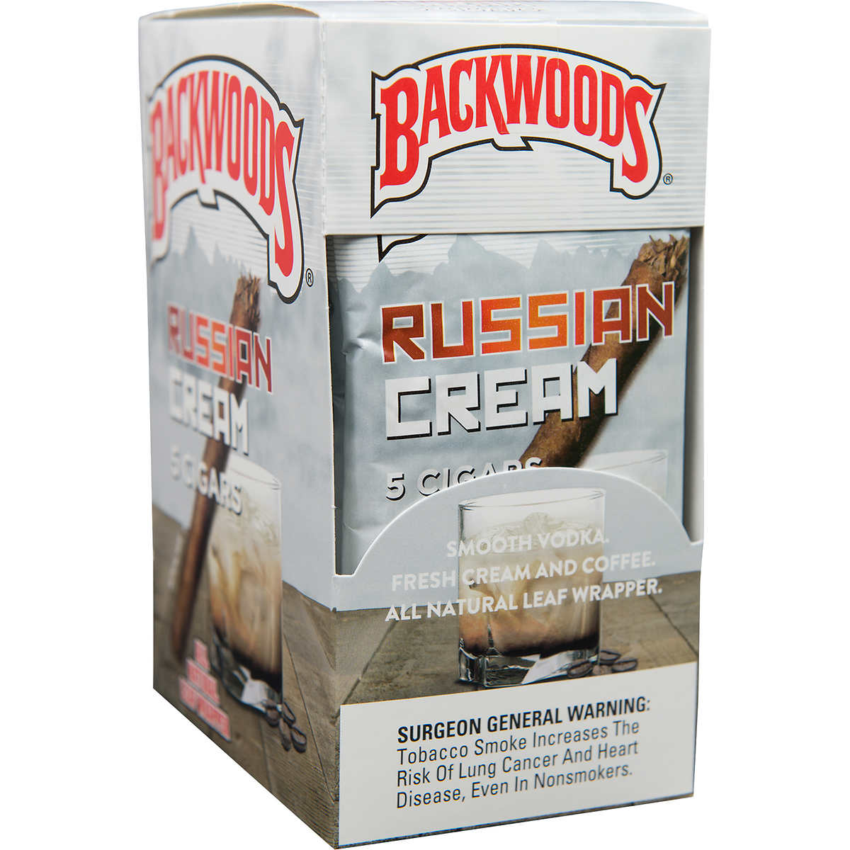 Russian Cream Backwoods Canada