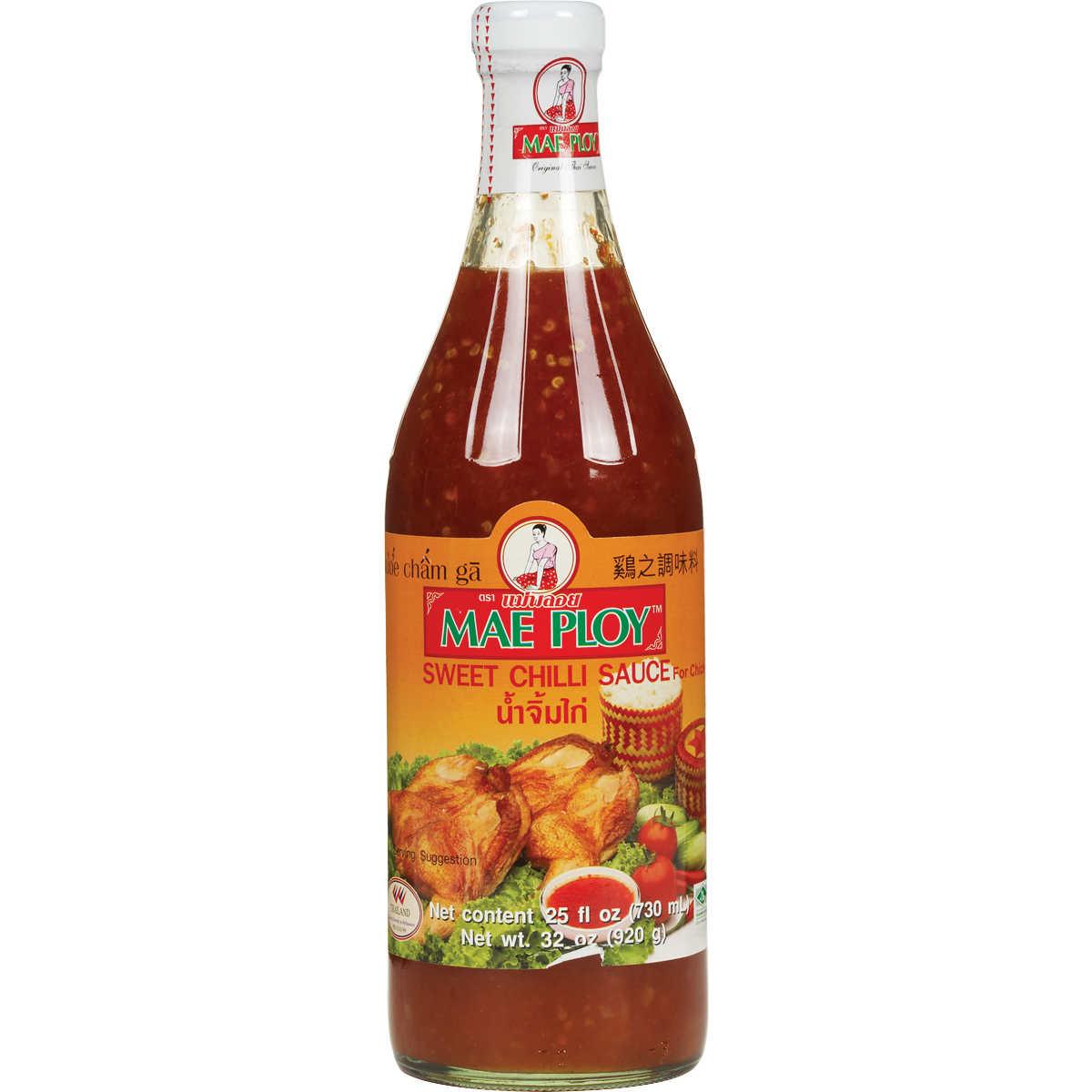 Mae Ploy Sweet Chili Sauce 32 Oz
