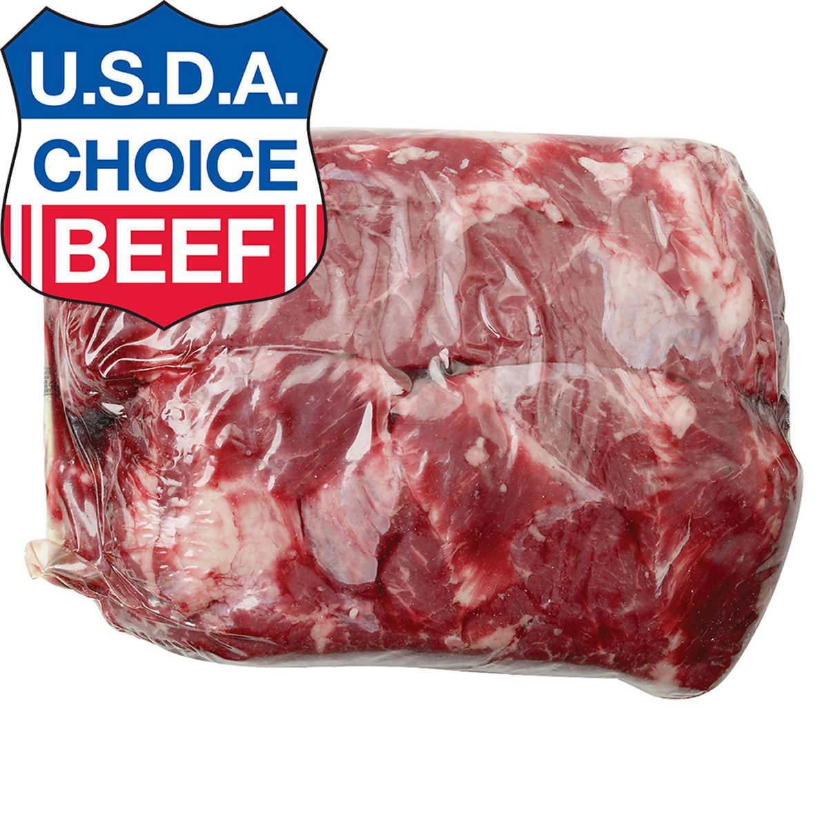 Usda Choice Beef Short Ribs 16 Lb Avg Wt Costco