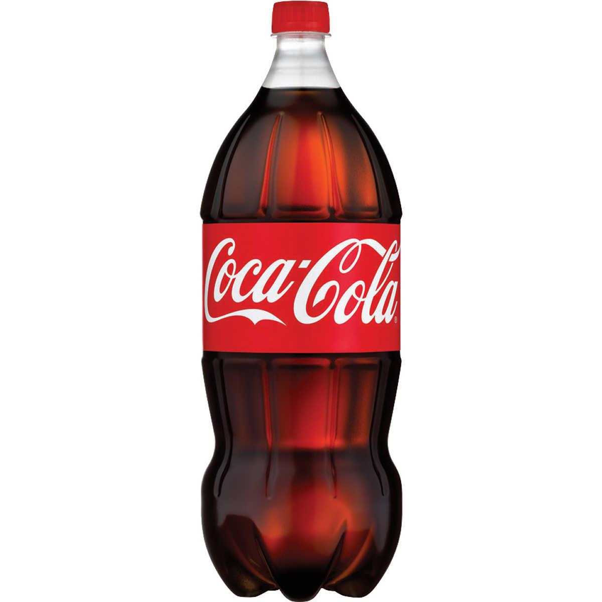 Coke 2 Liter 4 Ct