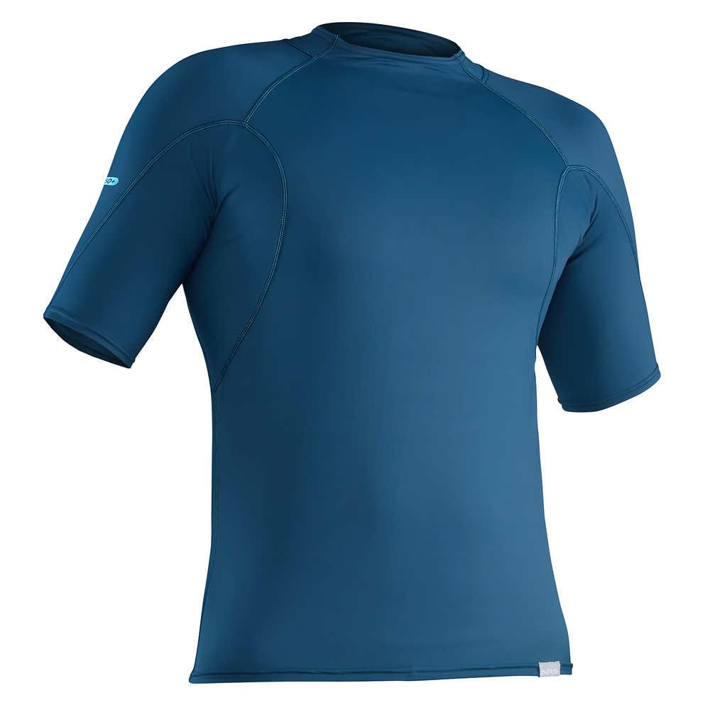 NRS Men's H2Core Rashguard Short-Sleeve Shirt - Closeout