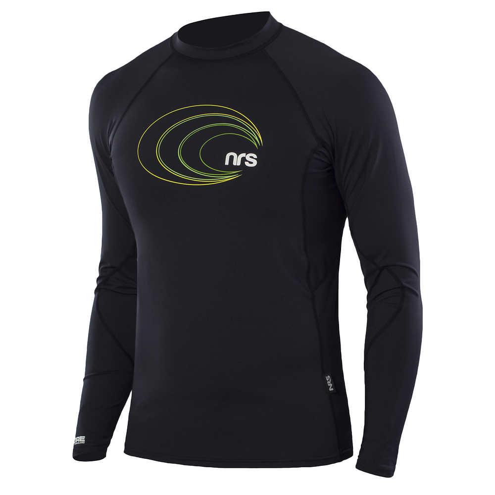NRS Men's H2Core Rashguard Long-Sleeve Shirt - Closeout