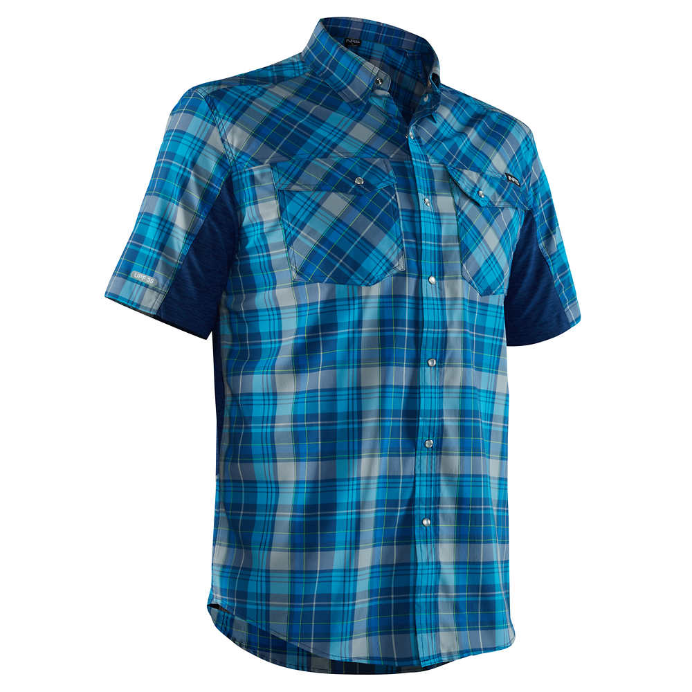 3eb8a5a70 NRS Men's Short-Sleeve Guide Shirt at nrs.com