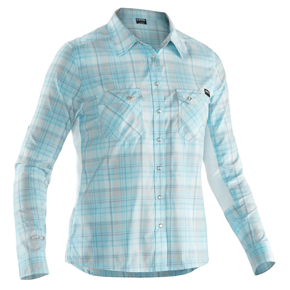 NRS Women's Long-Sleeve Guide Shirt - Closeout