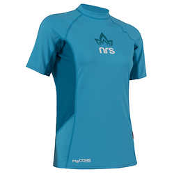 NRS Women's H2Core Rashguard Short-Sleeve Shirt - Closeout