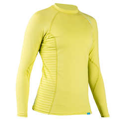 NRS Women's H2Core Rashguard Long-Sleeve Shirt