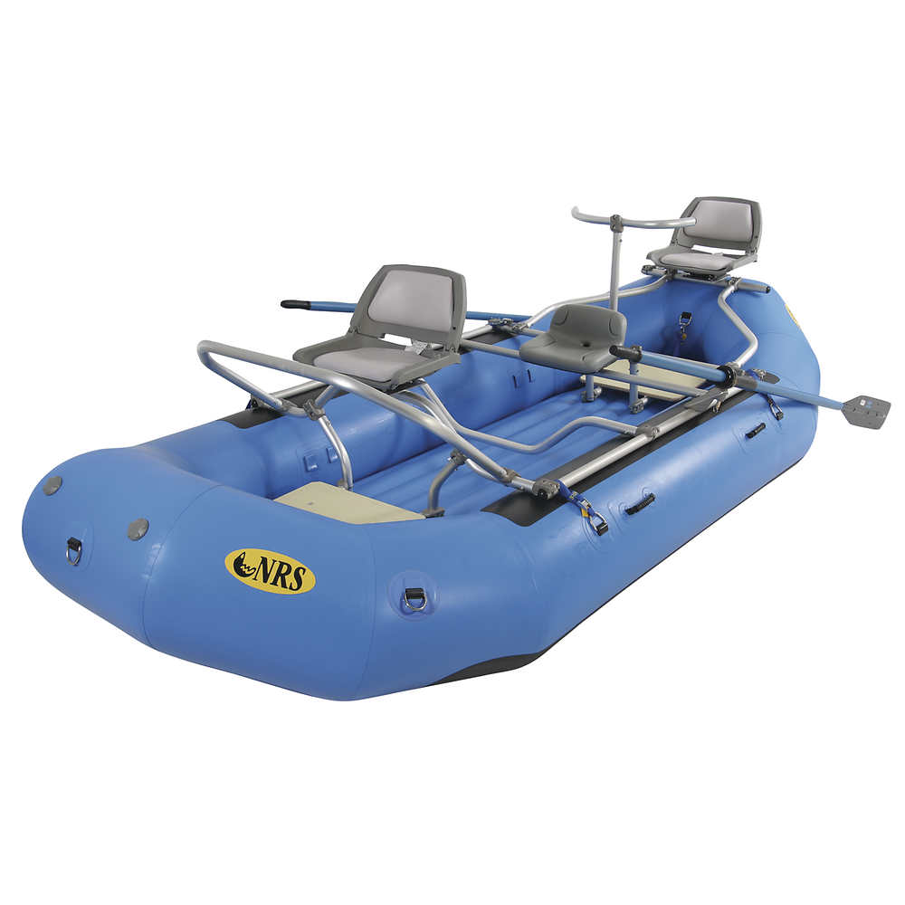 Nrs otter 142 fishing package at for Fishing rafts for sale