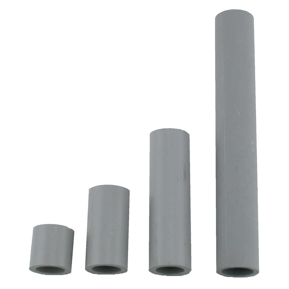 """PVC Sleeve for 9"""" or 12"""" Pin"""