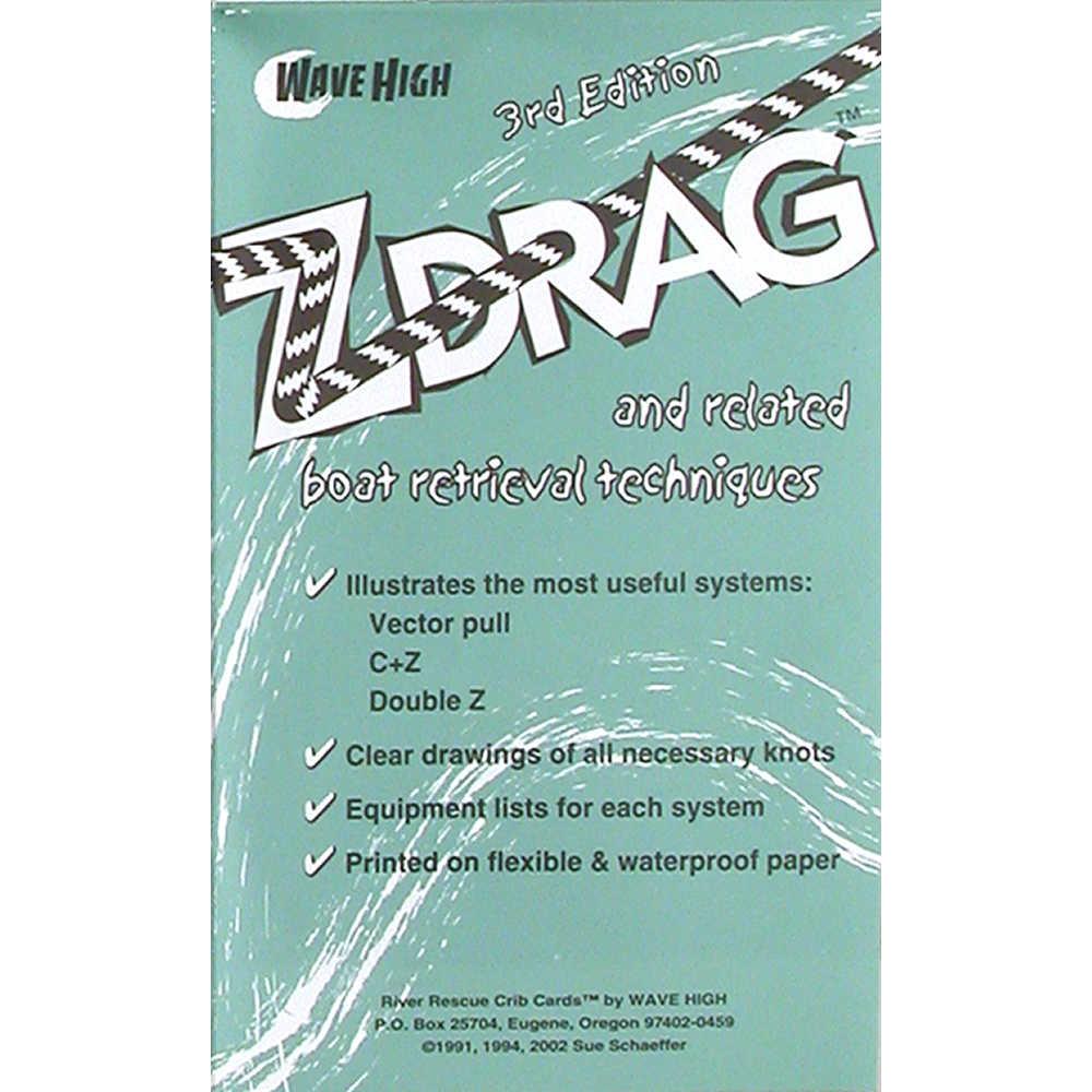 Z-Drag Rescue Crib Sheet