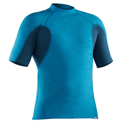 NRS Men's HydroSkin 0.5 Short-Sleeve Shirt