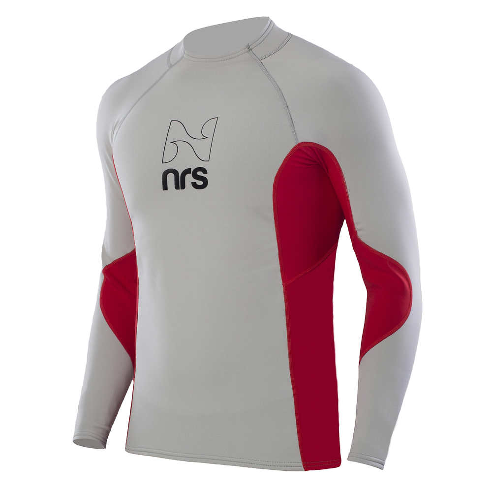 NRS Men's HydroSkin 0.5 Long-Sleeve Shirt - Closeout