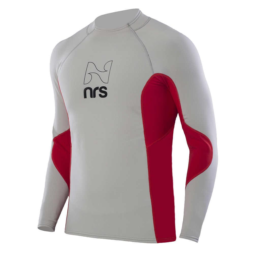NRS Men's HydroSkin 0.5 Long-Sleeve Shirt