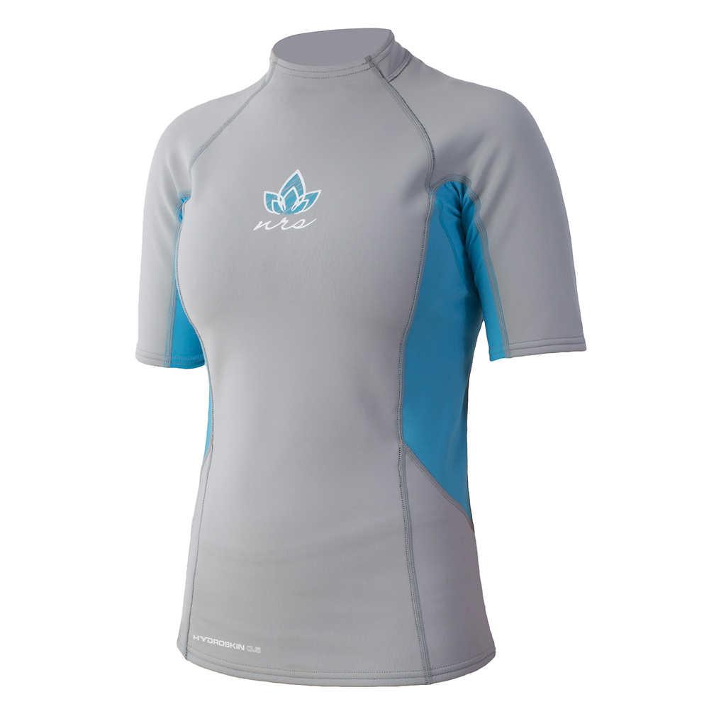 NRS Women's HydroSkin 0.5 Short-Sleeve Shirt - 2015 Closeout