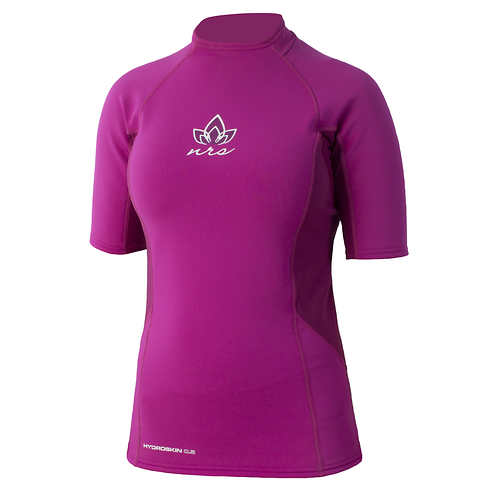NRS Women's HydroSkin 0.5 Short-Sleeve Shirt - 2015 Closeout