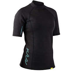 NRS Women's HydroSkin 0.5 Short-Sleeve Shirt - Closeout