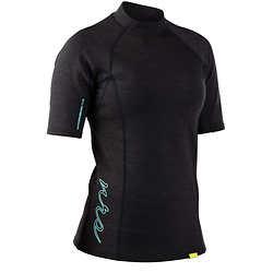 NRS Women's HydroSkin 0.5 Short-Sleeve Shirt - Closeout