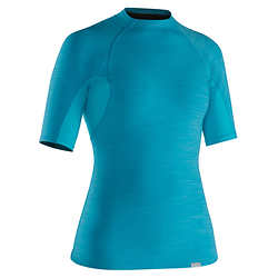 NRS Women's HydroSkin 0.5 Short-Sleeve Shirt