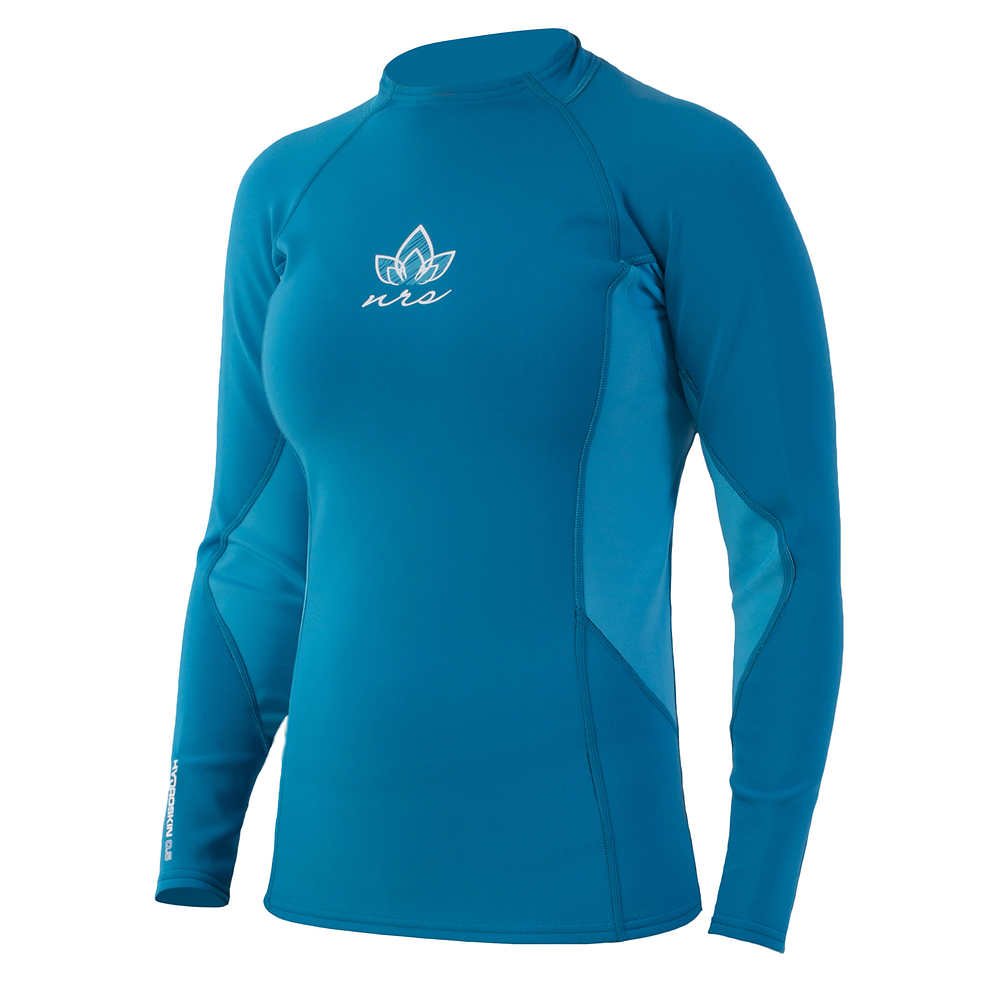NRS Women's HydroSkin 0.5 Long-Sleeve Shirt - 2015 Closeout