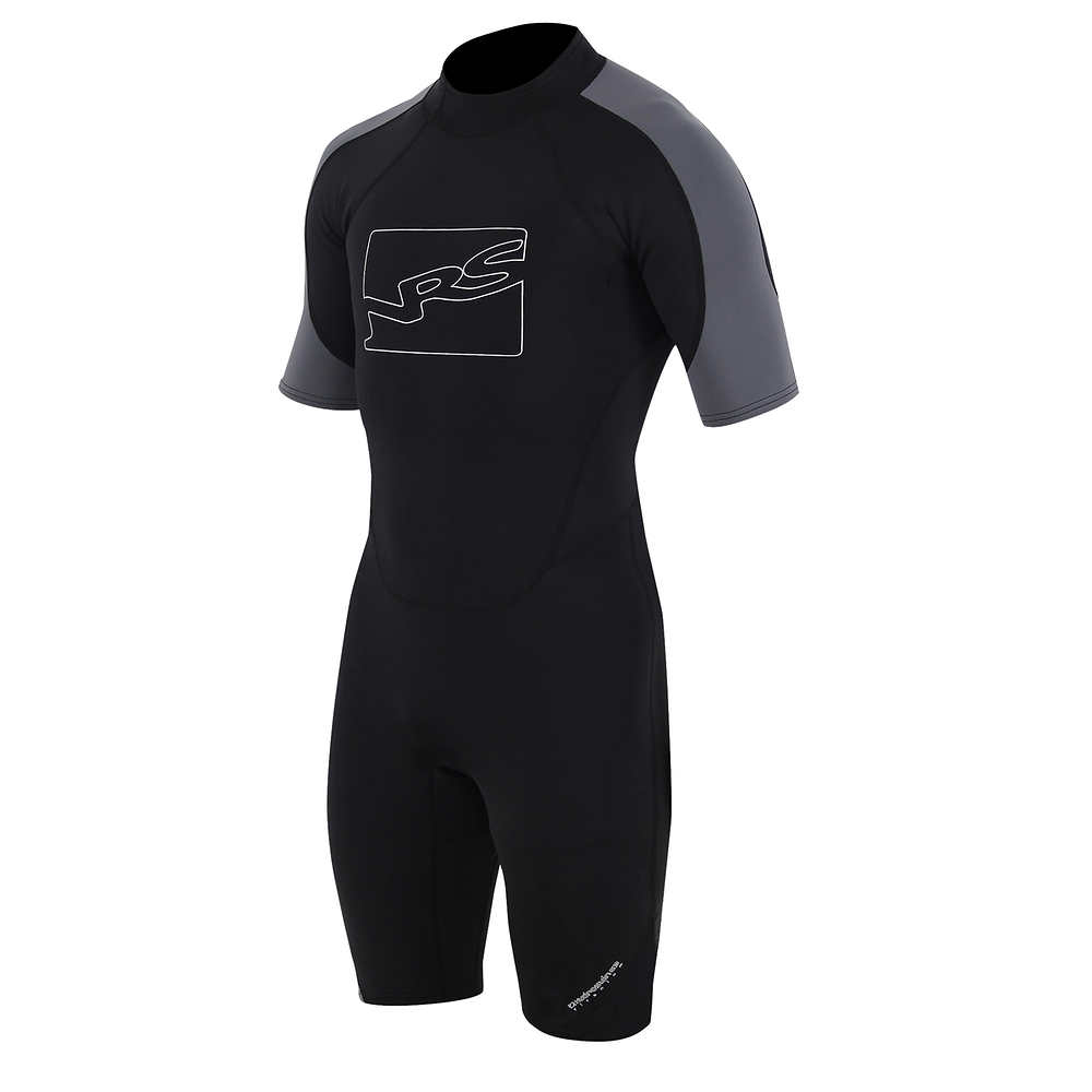 NRS Men's HydroSkin S/S Spring Suit Wetsuit