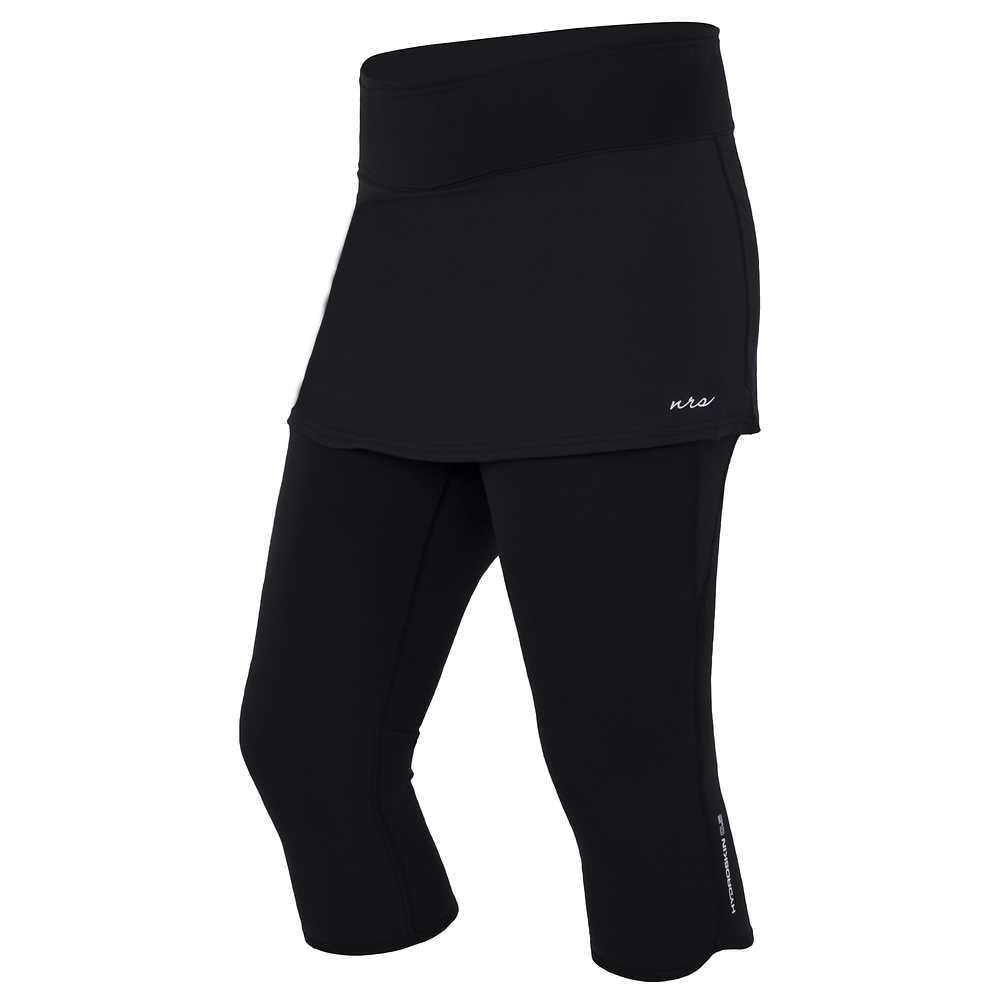 NRS Women's HydroSkin 0.5 Capris with Skirt - Closeout
