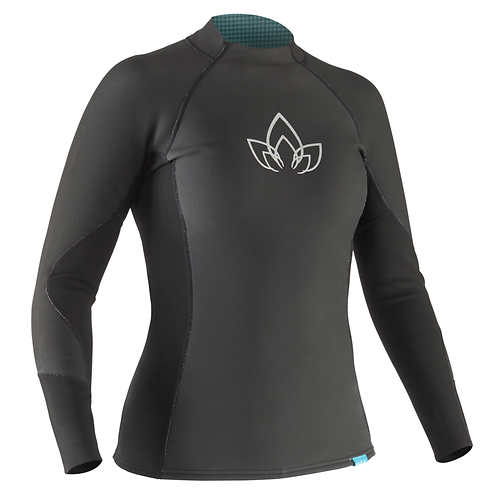 NRS Women's HydroSkin 1.0 Shirt - Closeout