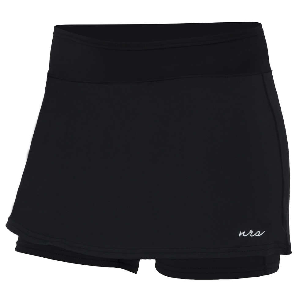 NRS Women's HydroSkin 0.5 Shorts with Skirt - Closeout