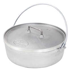 "GSI Aluminum 10"" Dutch Oven"