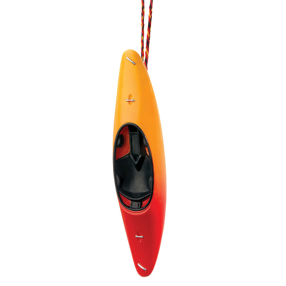 Whitewater Kayak Ornament at nrs.com