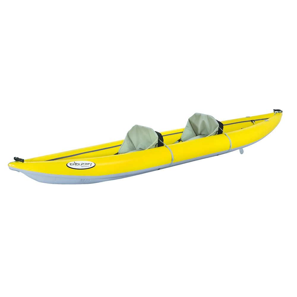 Tributary Sawtooth II Inflatable Kayak
