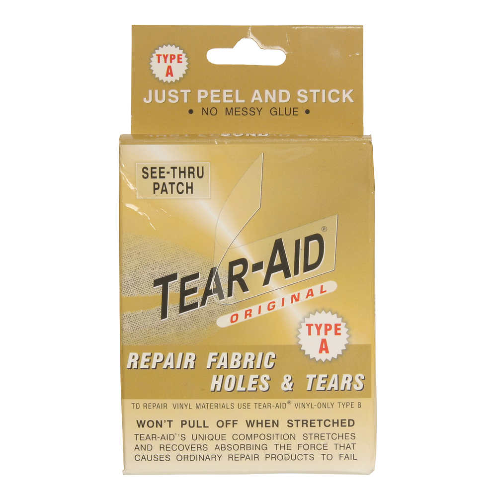 Tear-Aid Patch - Type A at nrs com