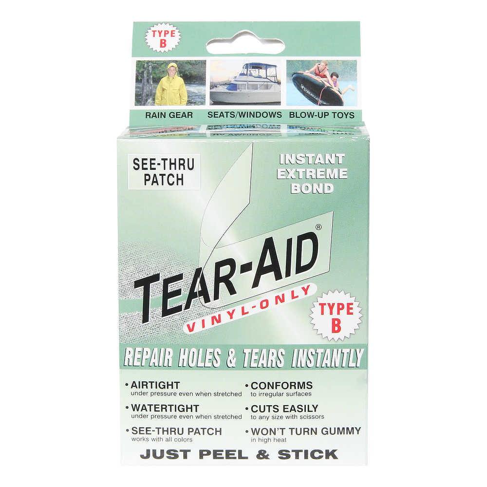 Tear Aid Patch Type B At Nrs Com