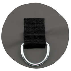 "NRS Canoe 2"" D-Ring PVC Patch"
