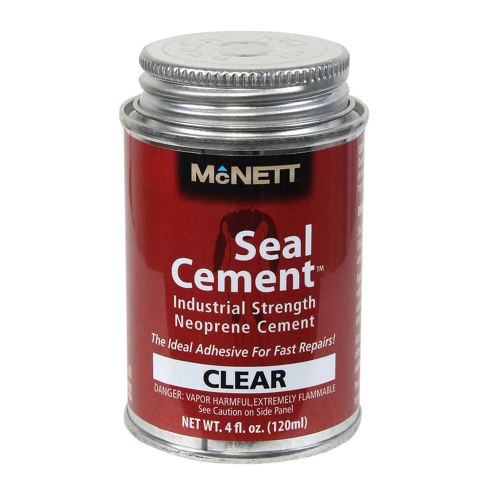 McNett Seal Cement - Clear