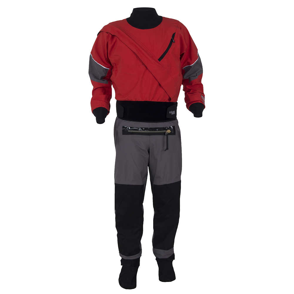 Kokatat Men's Gore-Tex Meridian Drysuit with Relief Zipper-GMER