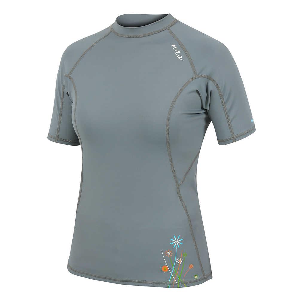 NRS Women's HydroSilk Shirt - S/S - Closeout