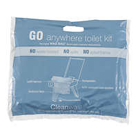 Cleanwaste WAG Bags