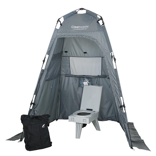 Cleanwaste Go Anywhere Total System