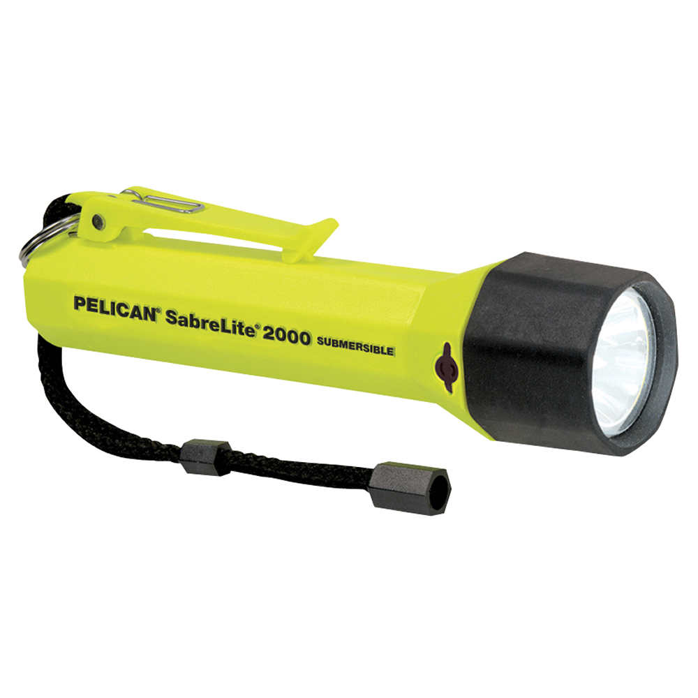 Pelican SabreLite 2000 Flashlight