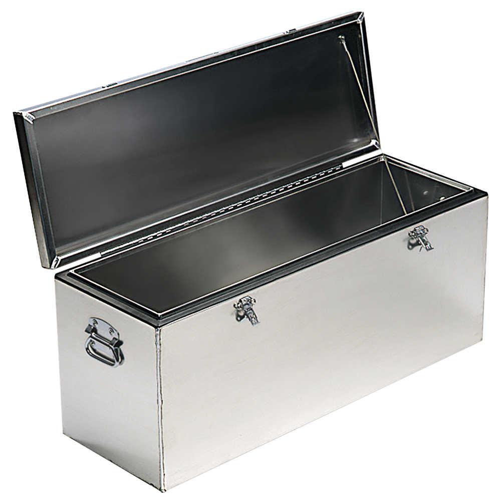 Eddy Out Aluminum Dry Box 38L x 16H x 13D