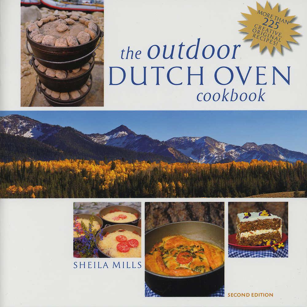 The Outdoor Dutch Oven Cookbook