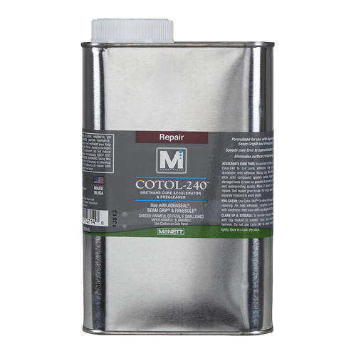 McNett Cotol-240 Cleaner and Cure Accelerator