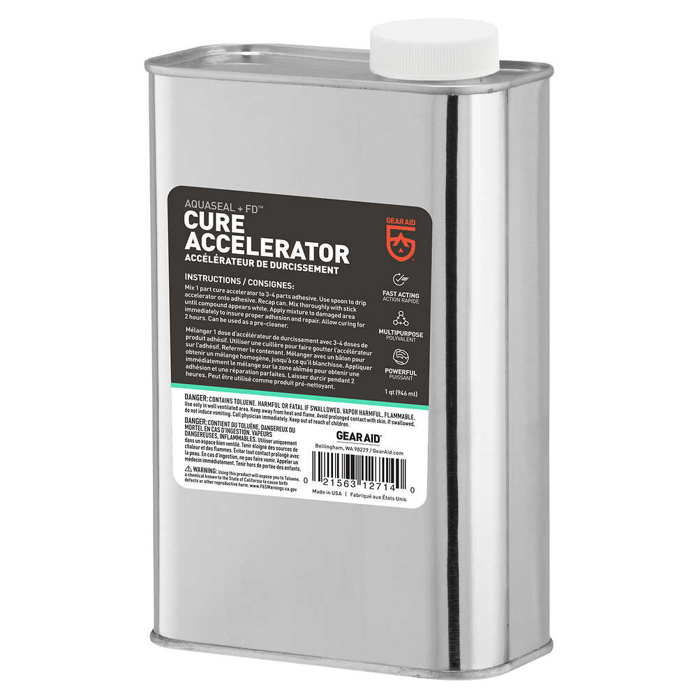 Gear Aid Aquaseal FD Cure Accelerator & Cleaner at nrs com