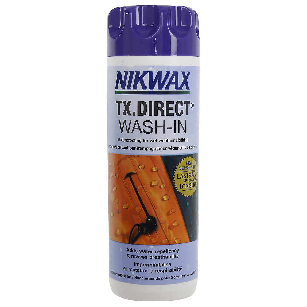 Nikwax TX Direct Wash-In Waterproofing