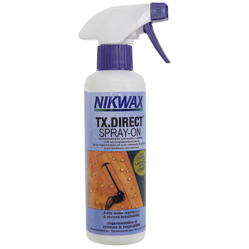 Nikwax TX Direct Spray-On Waterproofing
