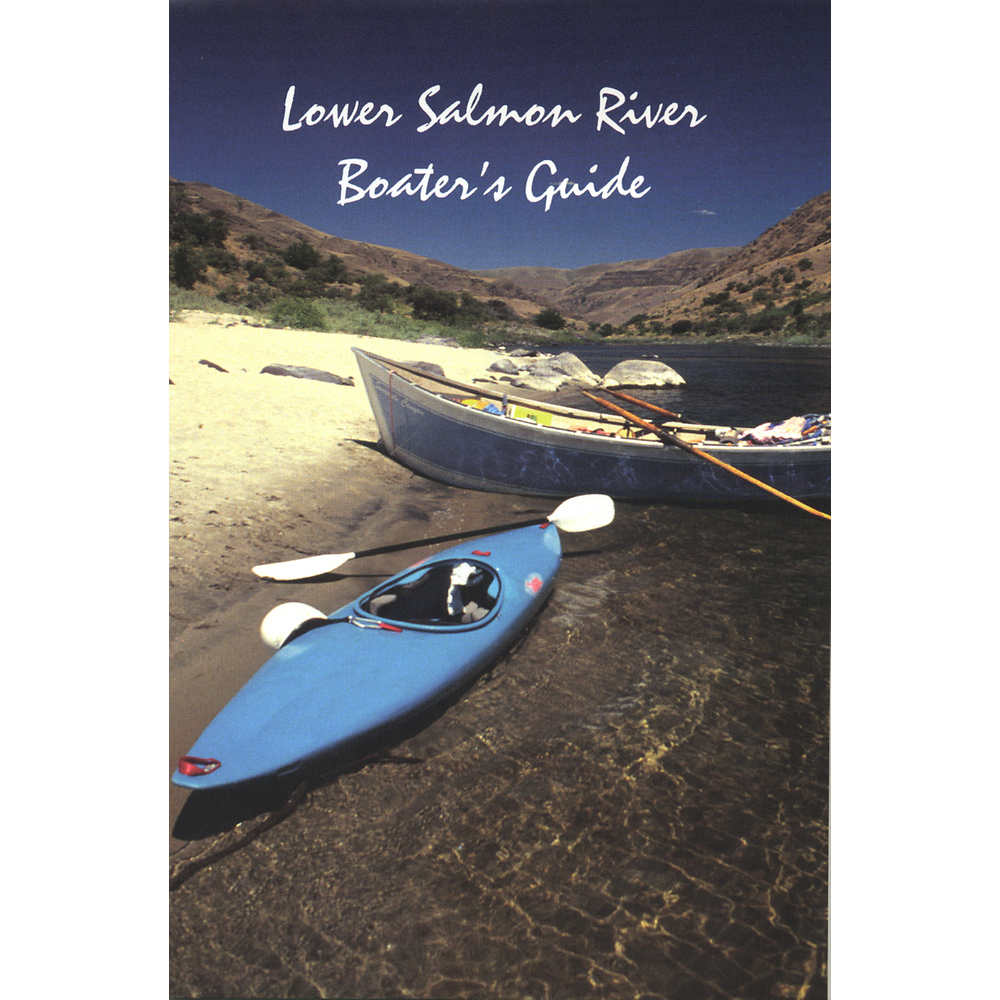 Lower Salmon River Guide Book