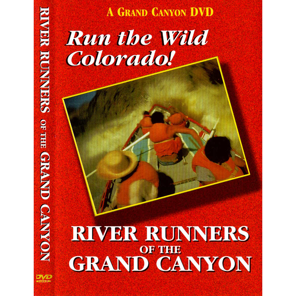 River Runners Grand Canyon DVD